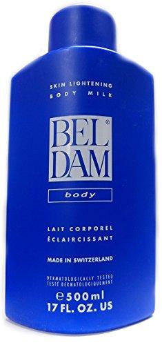 Beldam Skin Lightening Body Milk Lotion 500ml - Lightening Milk