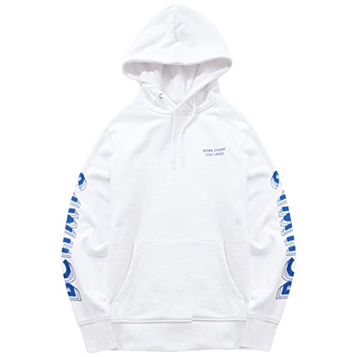 Partiss - Sweat à capuche - Femme White Thick