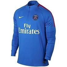 Nike Psg M Dry Sqd Dril Camiseta de Equipación, Hombre, Multicolor, S