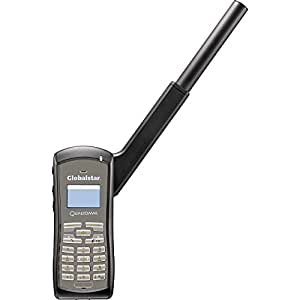 Globalstar GSP-1700 Satellite Phone - Silver