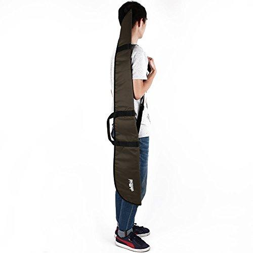 FYINN Jagd Nylon Schrotflinte Fall Gewehr Tasche mit verstellbaren Schultergurt (Schrotflinte Und Gewehr-fall)