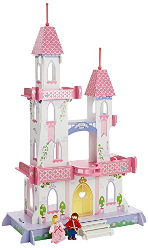 Early Learning Centre Figurines (Rosebud Fairy Castle)
