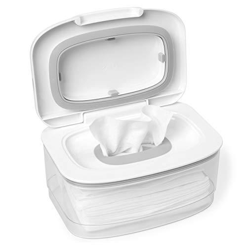 Skip Hop 234155 Nursery Style Reinigungstücher-Box, Weiß
