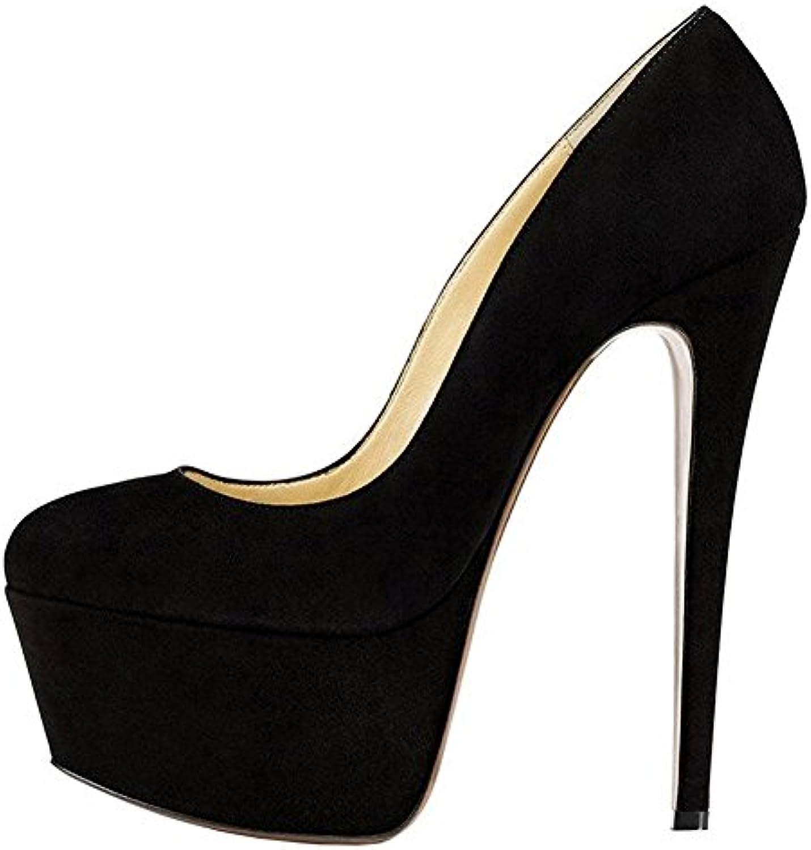 EKS - plataforma Mujer - Zapatos de moda en línea Obtenga el mejor descuento de venta caliente-Descuento más grande
