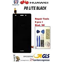 """""""HUAWEI P8 Lite BLACK - DISPLAY LCD+TOUCH COMPLET ..!"""