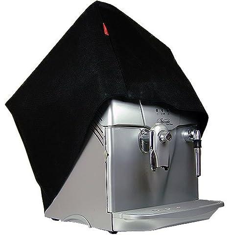 ROTRi® maßgenaue Staubschutzhülle für Kaffeemaschine DeLonghi PRIMADONNA EXCLUSIVE ESAM 6900.M