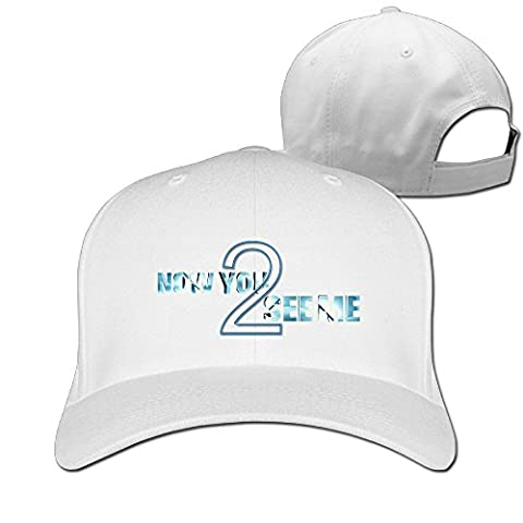 Fitty area Fashion American Heist Adventure Film Baseball Cap - Adjustable Hat - Black White