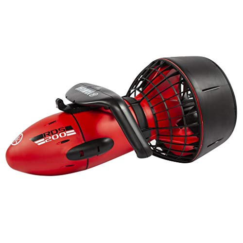 Yamaha Seascooter RDS200 Unisexe Adulte, Rouge