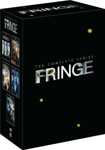 Fringe - The Complete Series [DVD] [2013] by Anna Torv