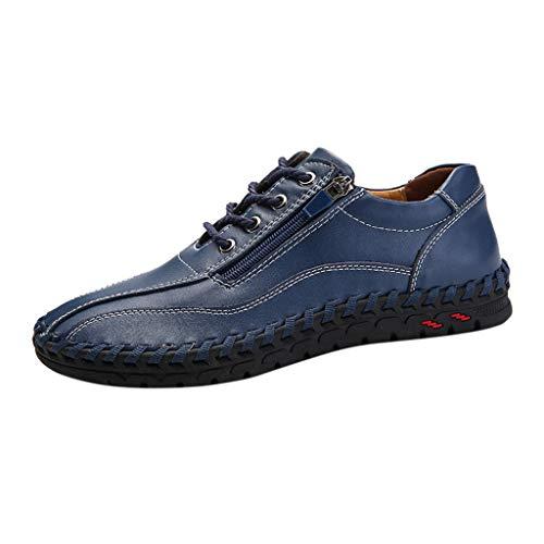 Die großen klassischen seitlichen Reißverschluss-Retro Geschäfts-Schuhe der Art- und Weisemänner beiläufige Schuhe -