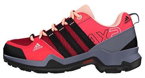 adidas Ax2 Cp K, Scarpe da Escursionismo Bambino Nero (Negro (Alegrí / Negbas / Brisol))