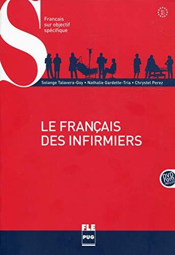 Le français des infirmiers : B1-B2 (1Cédérom)