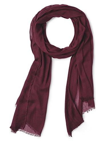 Street One Damen Schal 570422 Violett (Master Wine 11018), One size (Herstellergröße: A)