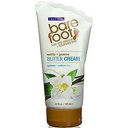 Freeman Bare Foot Butter Cream Vanilla + Jasmine, 125ml (Imported)