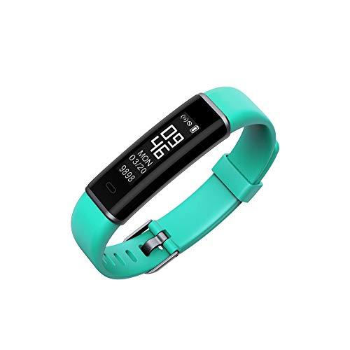 JiaMeng Smartwatches - Inseguitore di fitness del braccialetto intelligente orologio impermeabile ID130...