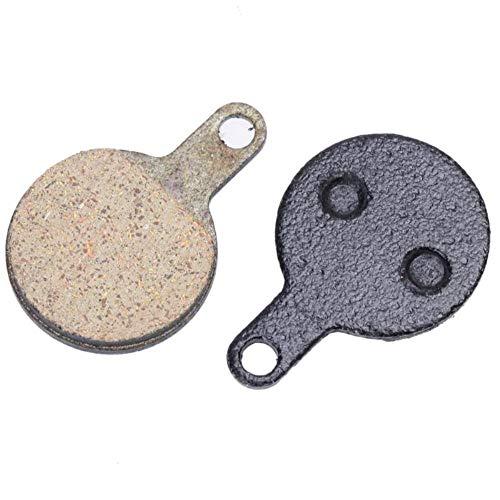 Pastiglie freno a disco MTB in resina 1Pair per pastiglie freno a disco semi-metalliche a basso rumore Tektro Lyra Novela Iox Bike