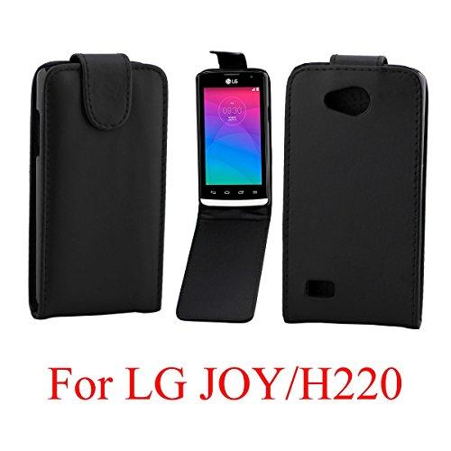 Hülle Case für LG Joy H220 , Moonmini® Stand Ledertasche Muster PU Leder Wallet Case Bookstyle Tasche Flip Cover Schutzhülle Lederhülle Handyhülle für LG Joy H220