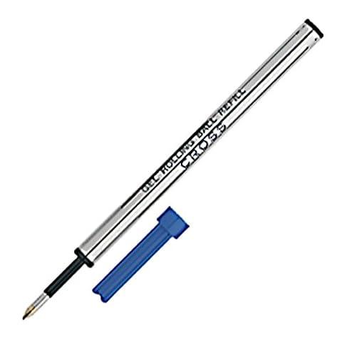 Cross Refills for Rollerball Pen Medium Tip Blue Pack of