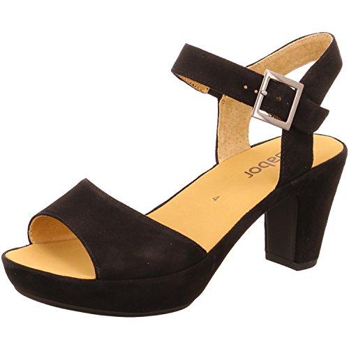 Gabor - Abe, sandali  da donna Nero