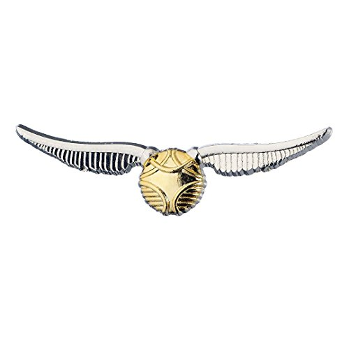 Harry Potter Pin Der goldene Schnatz 3,5x0,8cm ()