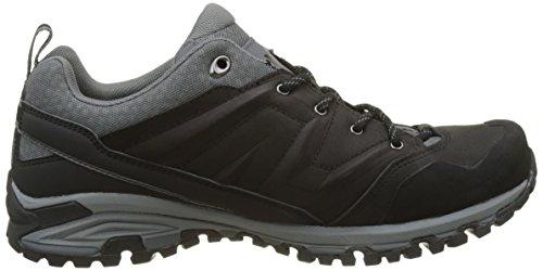 MILLET Hike Up, Chaussures de Randonnée Basses Homme Noir (Black - Noir)