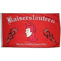 Flagge Fanflagge Kaiserslautern - 90 x 150 cm