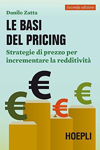 Le basi del pricing. Strategie di prezzo per incrementare la redditivit