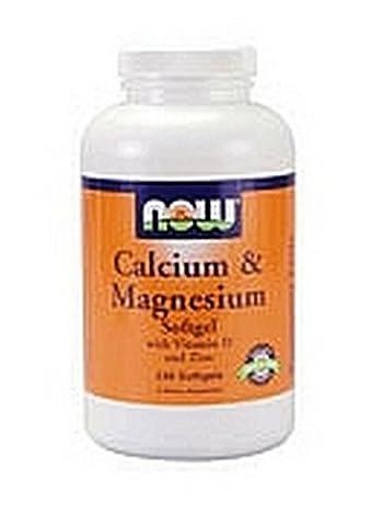 NOW Coral Calcium Plus w/ Magnesium and D 100 capsules