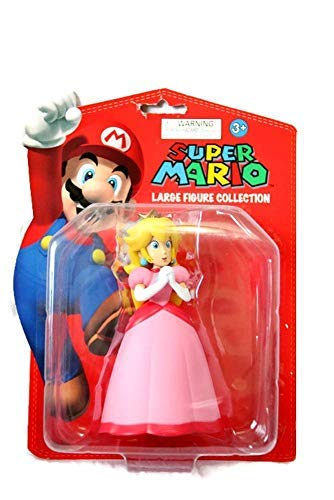 SUPER MARIO LARGE FIGURE COLLECTION Princess Peach by Goldy