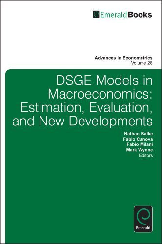 DSGE Models in Macroeconomics: Estimation, Evaluation, and New