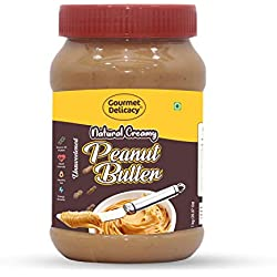 Gourmet Delicacy Creamy Peanut Butter 1 kg