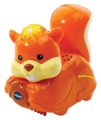Vtech 80-500204 80-500204-Tip Tap Baby Tiere-Eichhörnchen