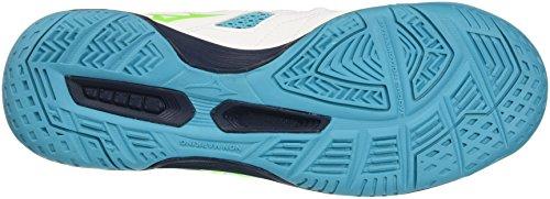 Mizuno 2 Chaussures Multicolore Sala Futsal bianco Peacockblue De Homme A Classico 35 Greengecko Oq6UnwErO