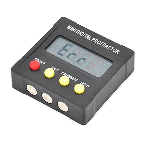 "Mini digital 1.6"" LCD 360-Grad Winkelmesser Neigungsmesser Winkelmesser"