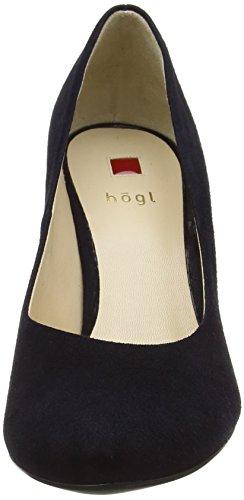 Högl Scarpe con Tacco, da Donna Blu (Ocean)
