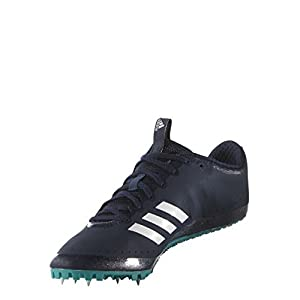 adidas Damen Sprintstar W Laufschuhe, Schwarz, 45 1/3 EU