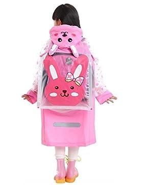 Taiduosheng - Abrigo impermeable - para niña