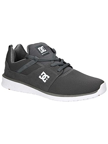DC ShoesHeathrow - Basse Uomo , grigio (Grigio (Pewter)), 40 EU