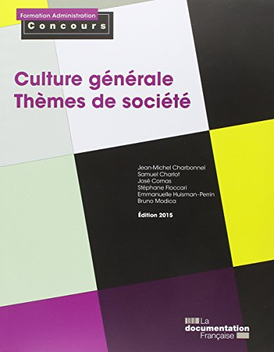 culture-generale-themes-de-societe-categories-a-et-b