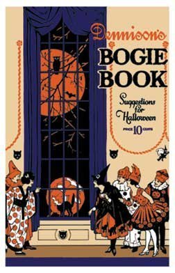 k -- A 1921 Guide for Vintage Decorating and Entertaining at Halloween and Thank by Dennison Manufacturing Co. (2009-05-04) ()