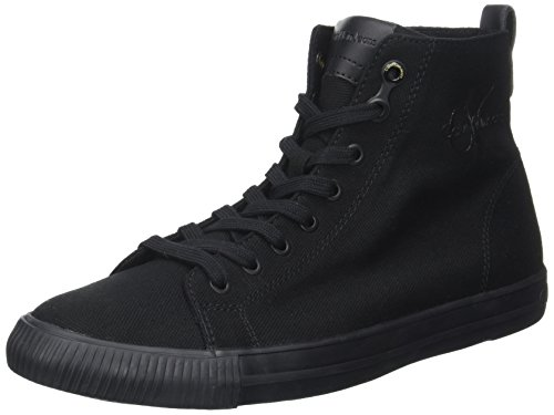 Calvin Klein Arthur Canvas, Baskets Homme