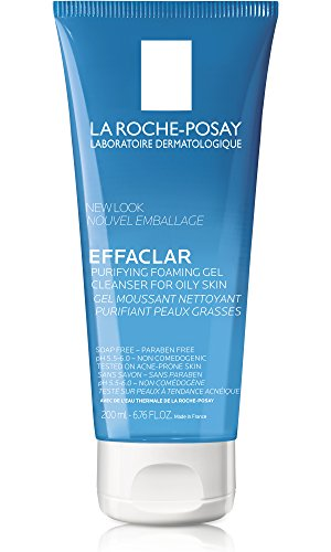 La Roche Posay Effaclar Gel en Mousse Purificante