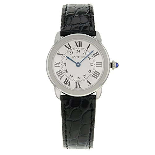 Cartier-Ronde-Solo-W6700155-Stainless-Steel-Quartz-Mens-Watch