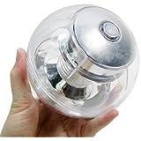 Sunnytech® - Lampada galleggiante per piscina, con sensore a LED ad energia solare, con cambio colore automatico