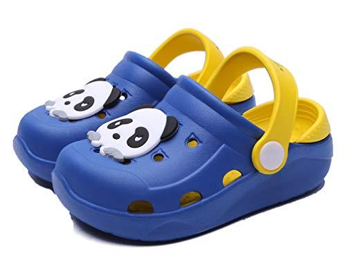 Unisex bambini zoccoli e sabot scarpe sandali spiaggia antiscivolo ciabatte pantofole scarpette mare estate per ragazzi ragazze 22-27