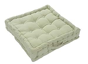 homescapes kissen sitzerh hung gr n f r stuhl oder sessel. Black Bedroom Furniture Sets. Home Design Ideas
