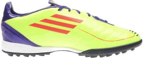 Adidas F10TRX TF, Schuhe Fußball Herren, Electricité/Infrarouge/Violet anodisé, UK 7 (40 2/3)