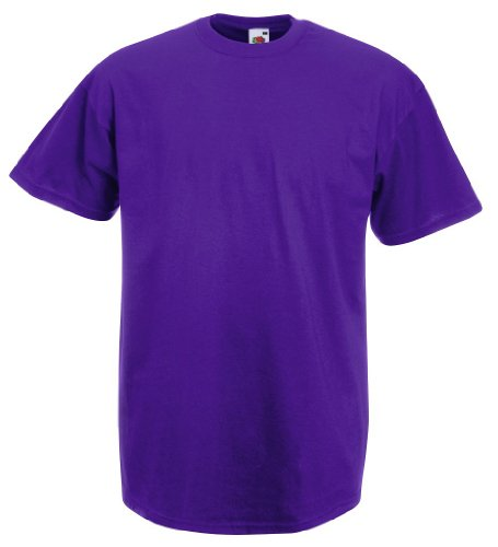 T-Shirt 'Valueweight T' Violett
