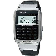 CASIO 19614 CA-56-1V - Reloj Caballero cuarzo correa caucho negra
