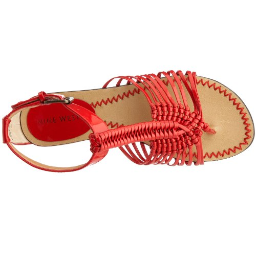 Nine West, Casual donna Rosso (Biz Red)